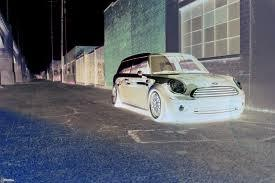 Mini Cooper Inverted