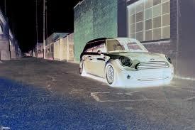 Mini Cooper Inverted