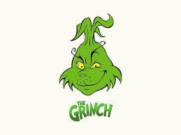 Grinch Head