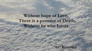 He who loves