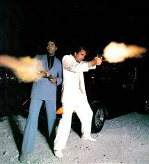 Miami Vice Crockett & Tubbs