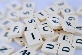 Scrablle Tiles