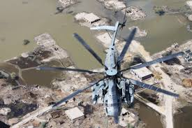 Military Helicopter over Pakistan