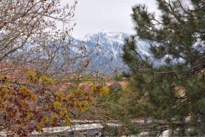 Salt Lake City Mountains