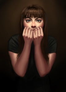 ScaredGirlFinal FanArt