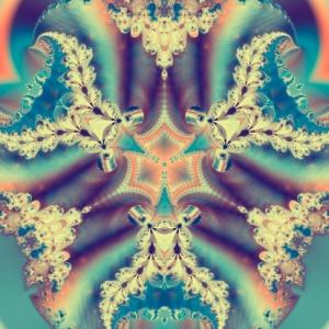 Prism xray like image