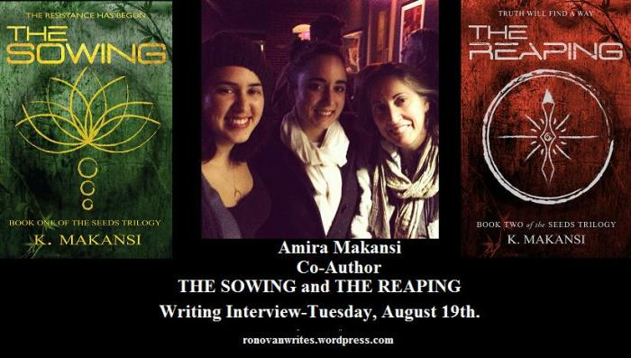 THE SOWING - Book One of the SEEDS TRILOGY - Copy