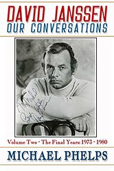 David Janssen Our Conversations Michael Phelps Author