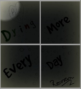 dying more everyday poem