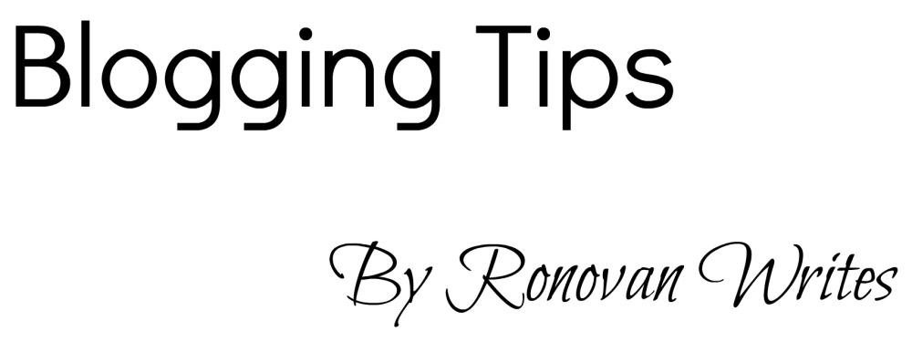 ronovan-writes-blogging-tips