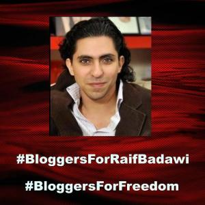 bloggers for raif badawi