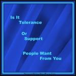 tolerance-support