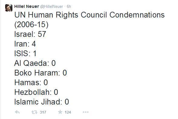 UN Human Rights Council Blind