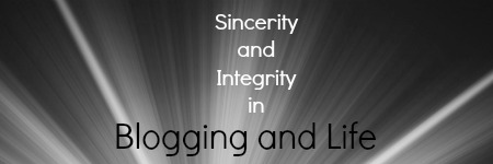 sincerity-integrity