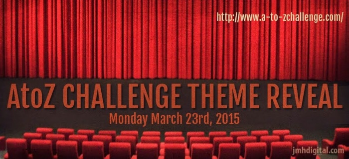 a to ze blogging challenge image