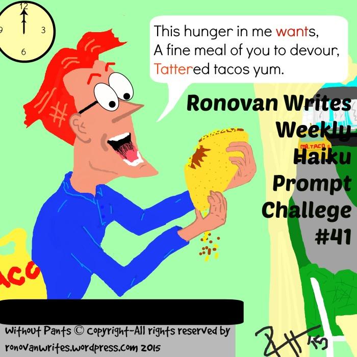 ronovan writes without pants comic strip