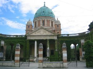Mirogoj-Cemetery-Entrance