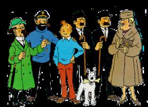 Tintin-mainCast