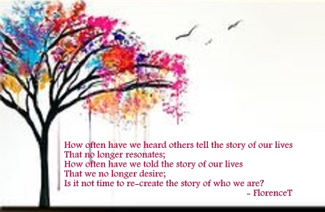 Recreate the story of our life