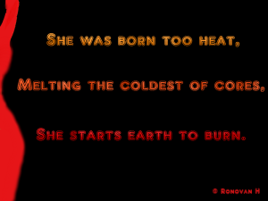 A Haiku called Heat