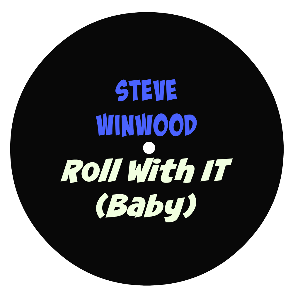 Steve Winwood Roll With It image