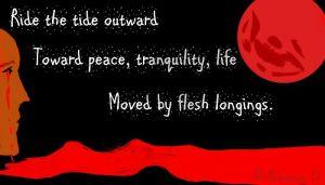Tide to Love a Haiku by Ronovan