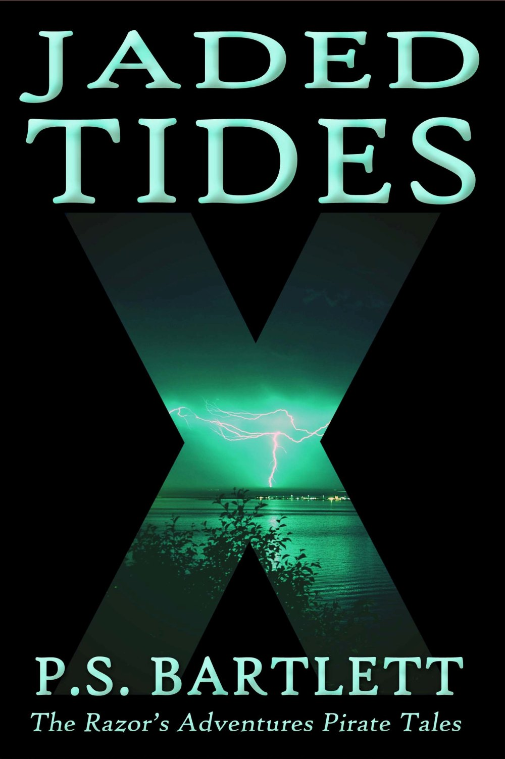 Jaded Tides by P.S. Bartlett