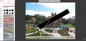 UGA Picmonkey Geometric Manipulaiton Demo