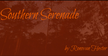 Southern Serenade by Ronovan Hester