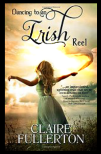 Dancing to an Irish Reel by Claire Fullerton