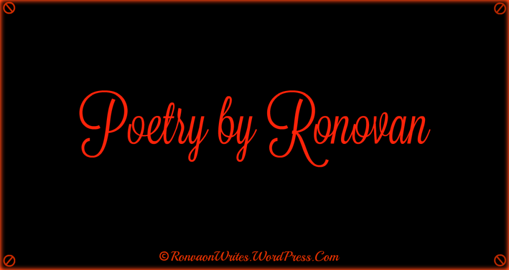 Poetry by Ronovan