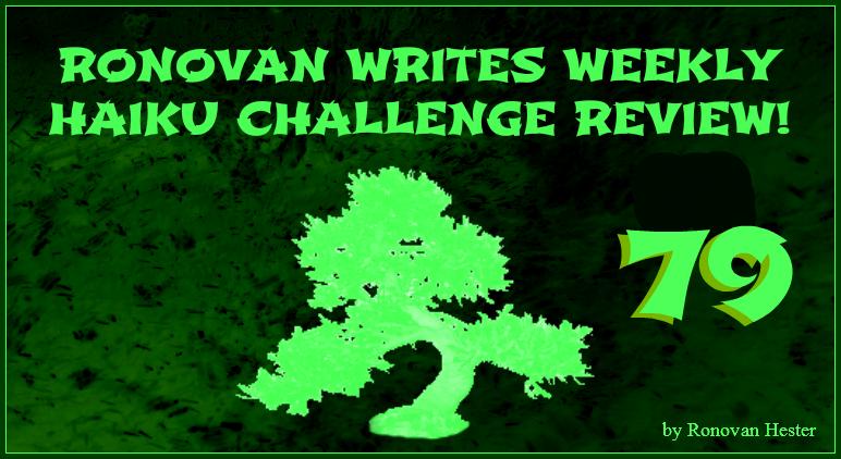 Ronovan Writes Haiku Review Number 79