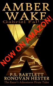 Amber Wake: Gabriel Falling on Amazon