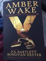 Bought Amber Wake: Gabriel Falling
