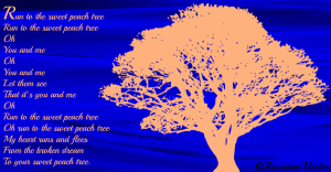 Sweet Peach Tree poem by Ronovan Hester