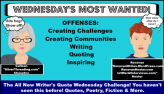 Writers Quote Wednesday Writing Challenge