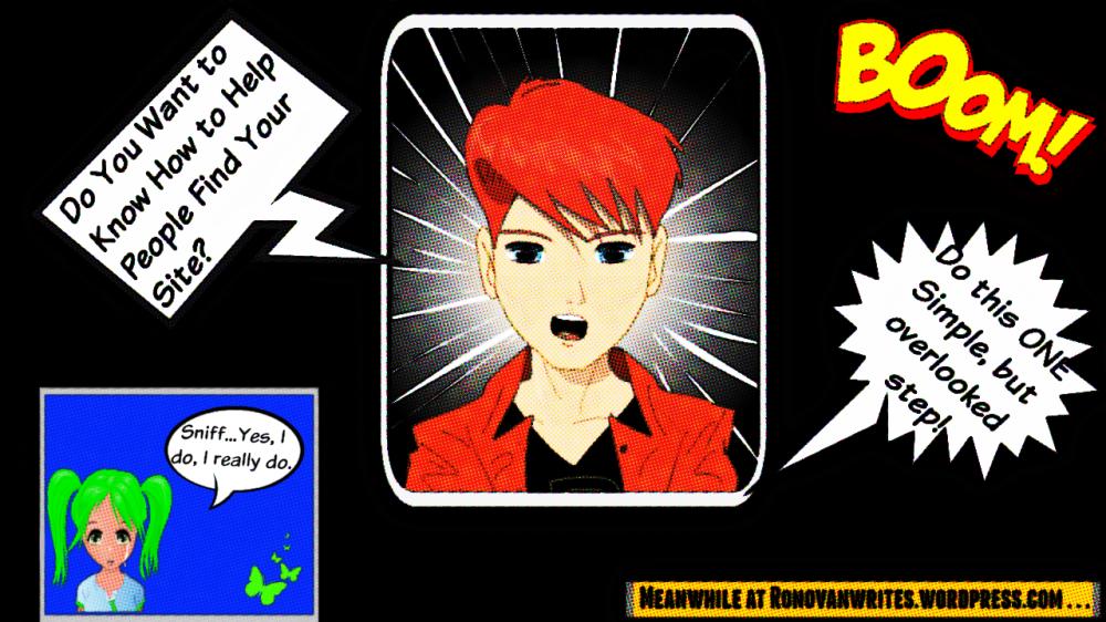 Link your site to Gravatar.com Comic Image