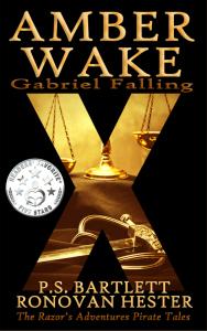 Amber Wake: Gabriel Falling Image