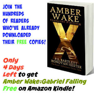 Free Promo Day 2 Image Click for Amazon.