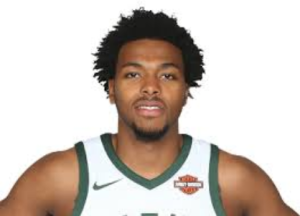 Sterling Brown Milwaukee Bucks