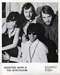 Question and the Mysterians 1960s photo