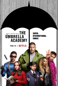 The Umbrella Academy click to open IMDB.com