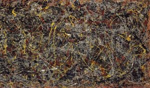 Number 5 1948 by Jackson Pollock