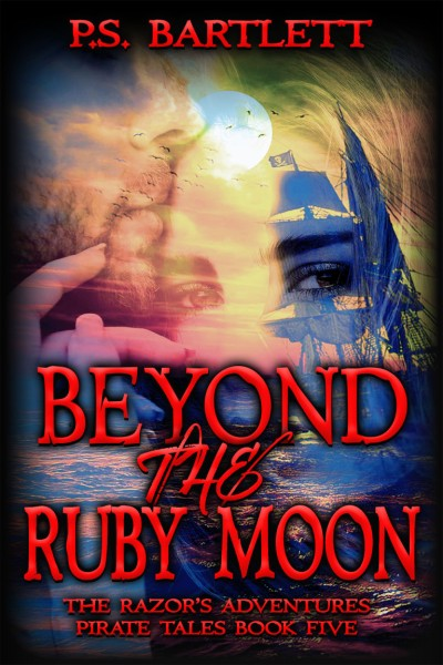 Beyond The Ruby Moon Cover 2019