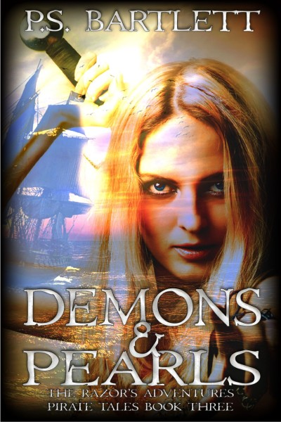 Demons & Pearls Cover 2019