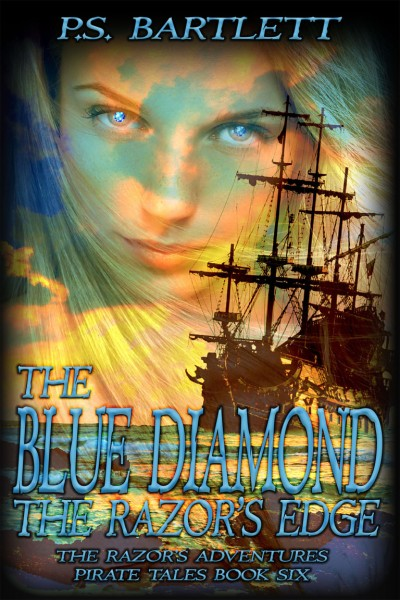 The Blue Diamond The Razor's Edge Cover 2019