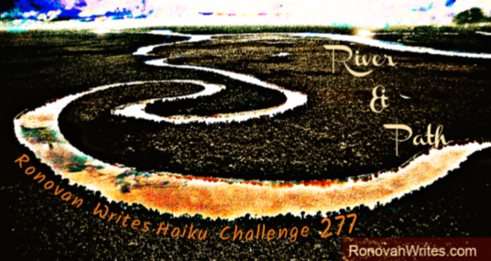 Haiku Challenge 277 winding river image