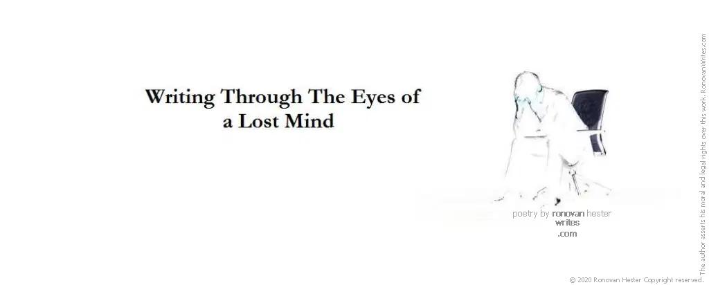 Poetry Lost Mind Image