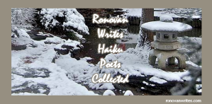 Ronovan Writes Haiku Poets Collected Winter badge 2021